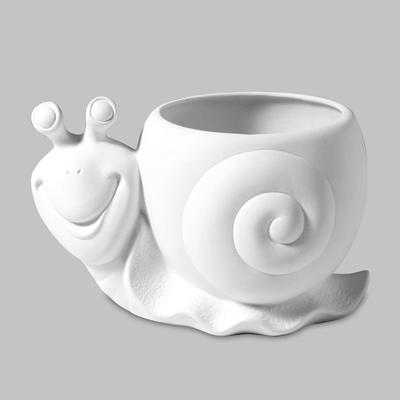 Hobby Ceramicraft Ceramic Bisque Bowls Planter