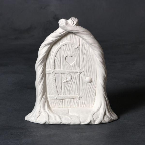 Ceramic Bisque Christmas Tree