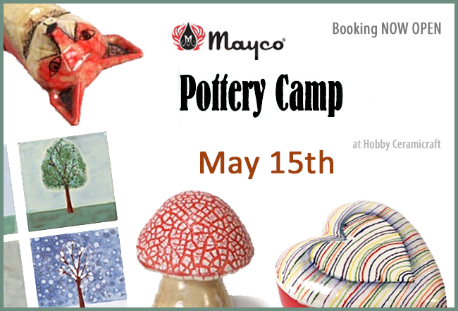 Pottery Camp Booking