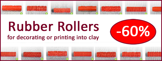 rubber rollers discounted