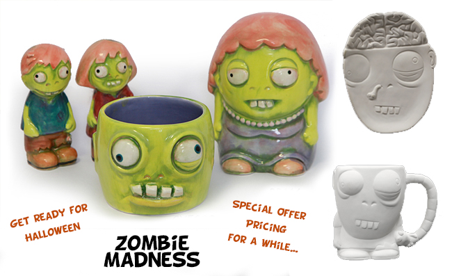 Zombie Special Offers