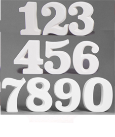 123 numbers