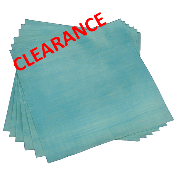 Turquoise sheets Q009