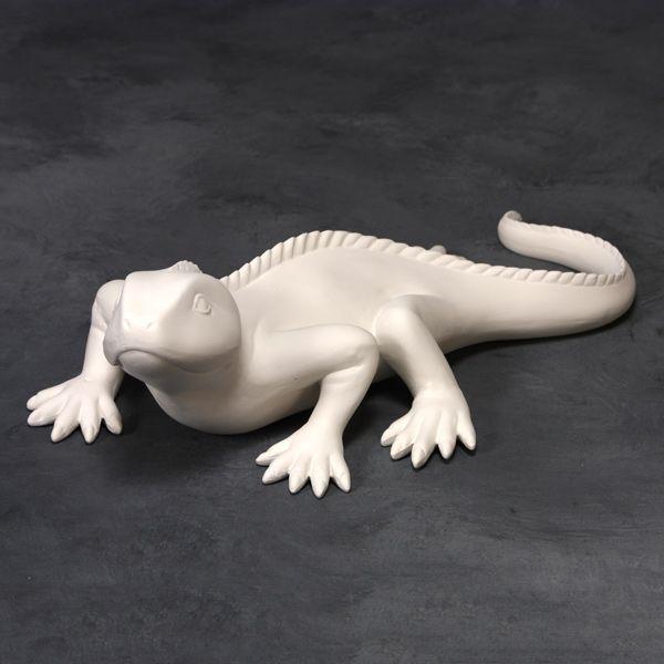 Iguana mould 38cm long CD0001