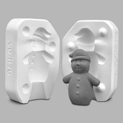 Snowman 9cm CD1176
