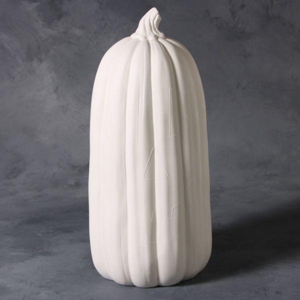 Large slim pumpkin mould 40cm CD0522
