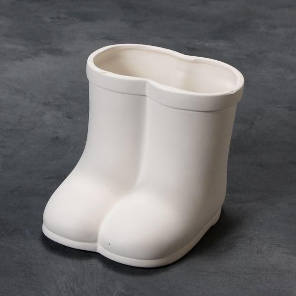 Welly boot planter mould CD0859