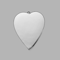 Heart Hanger 7.5cm wide x 9cm tall CKD40