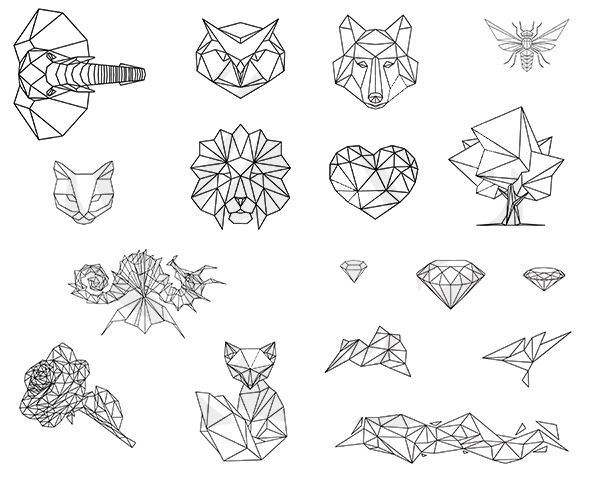 Faceted Designs DSS0134