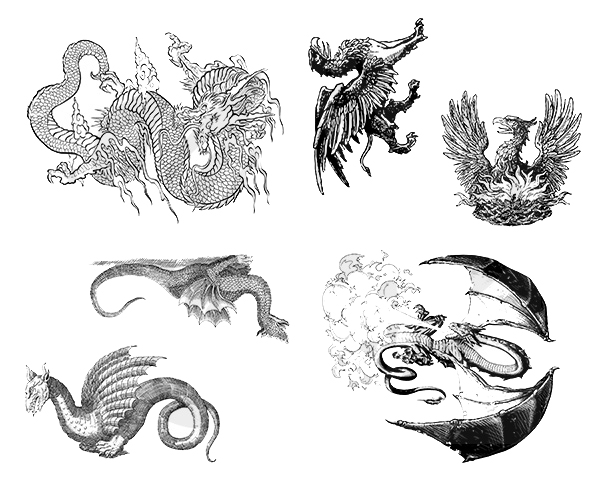 Dragons DSS0115