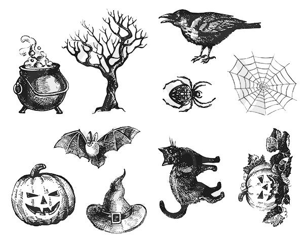 Halloween DSS0118