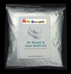 Casting Plaster 1 kilo Bag HC223