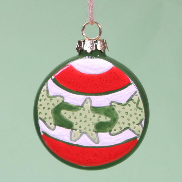starfish bauble
