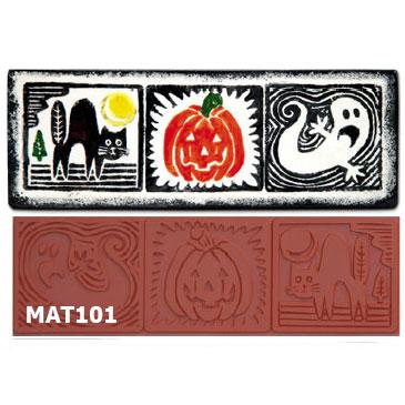 Halloween Stamp MAT101