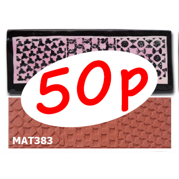 Chain Link Stamp MAT383