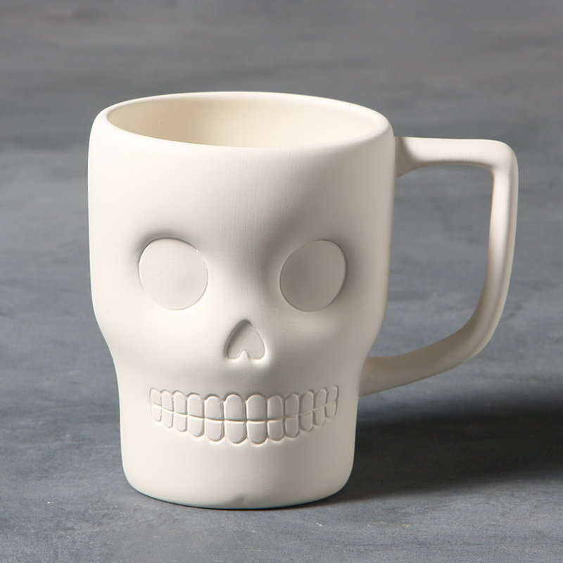 Sugar Skull Mugs MB1413
