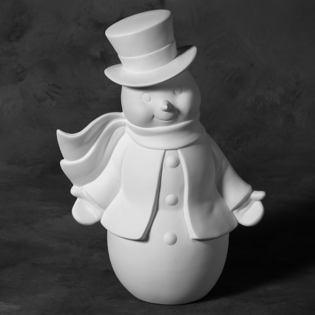 Vintage Snowman MB1473