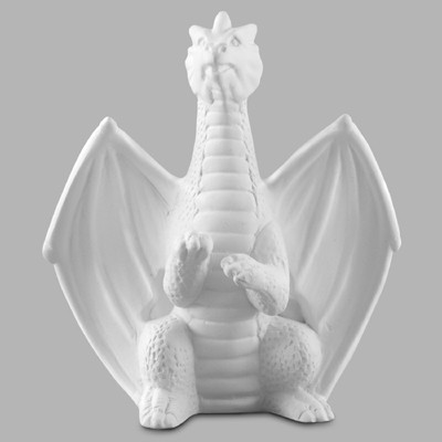 Standing Dragon 10cm tall MB0981