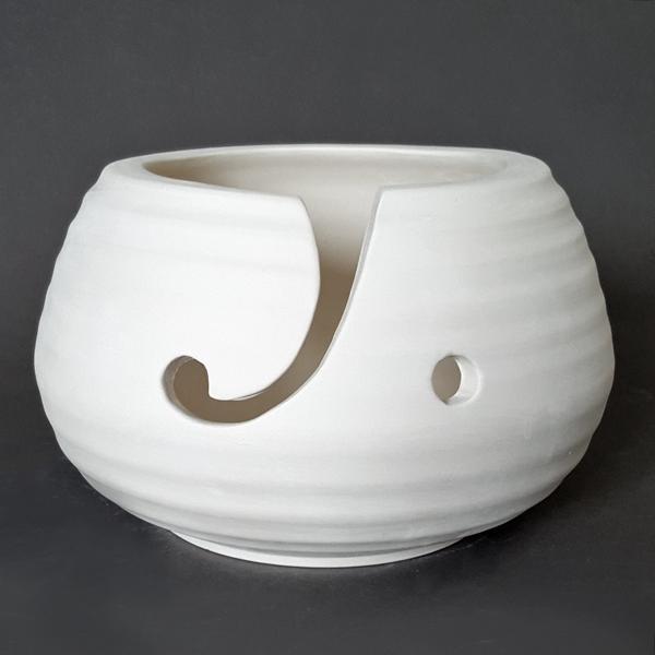 Chunky Yarn Bowl 19.5cm MHE042