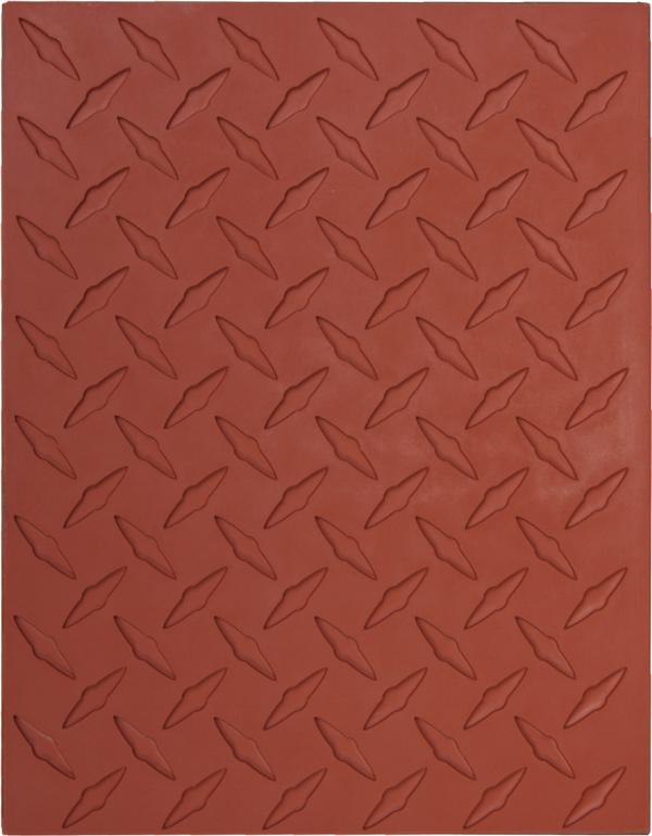 MT011_Diamond Plate Mat