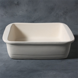Stoneware Casserole Bowl 23cm Wide SB102