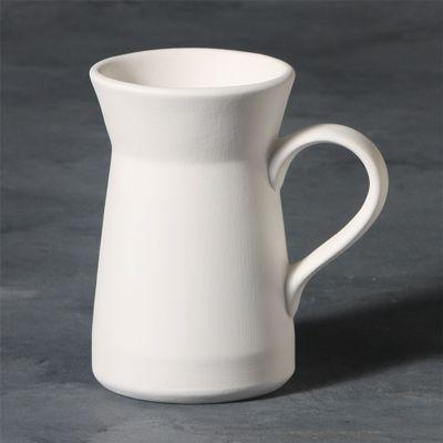 Stoneware Flared Mug SB116