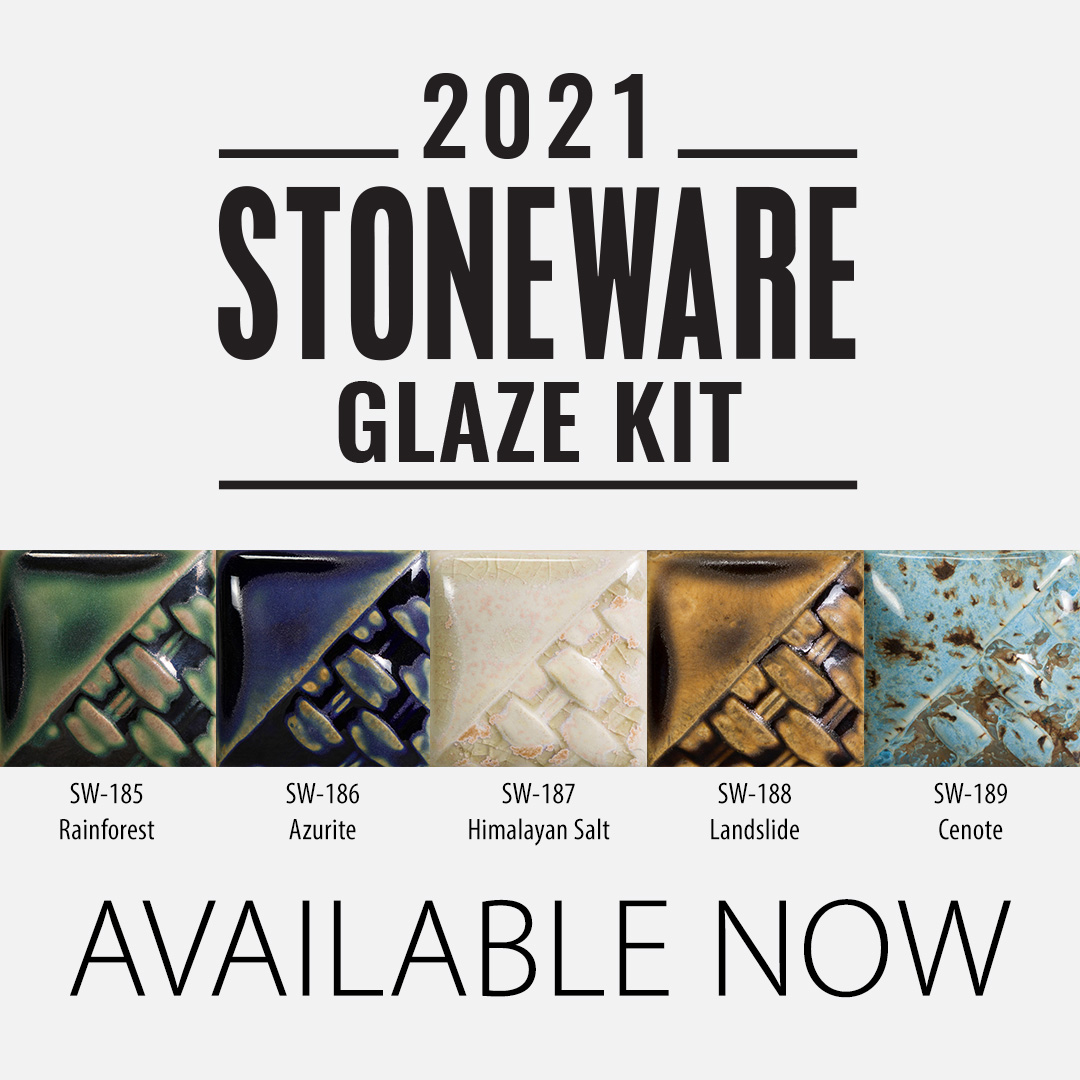 Stoneware Kit 2021_available now