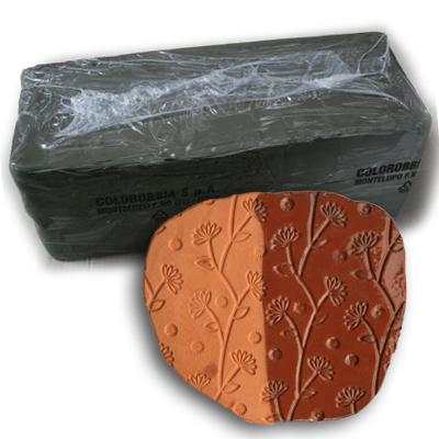 Terracotta Clay 25kilo AFD055