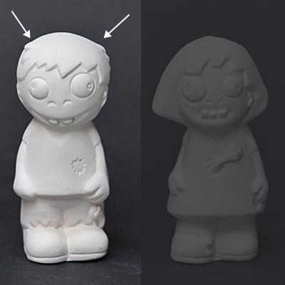Zombie Boy PB164