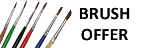 Brush offer