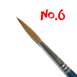 Script Liner No.6 CB106
