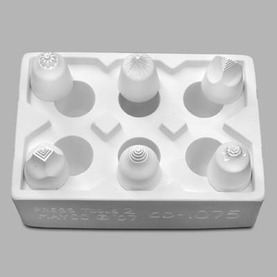 6 small designs CD1075