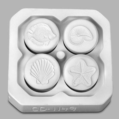 Seaside designs x 4 CD1149