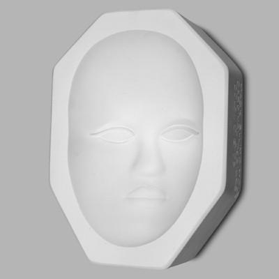 Mask Slump Mould CD0879