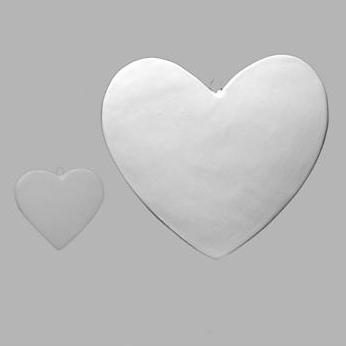 Heart Hanger 10.5cm Tall CKD04