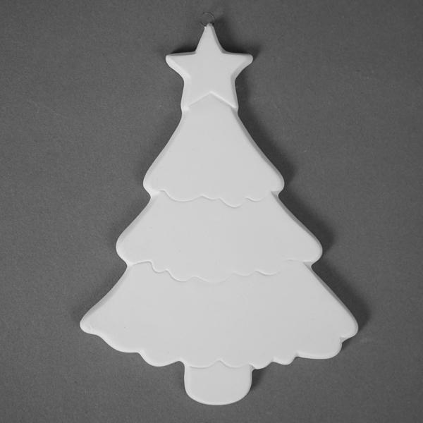 Christmas Tree Hanger 16cm CKD48