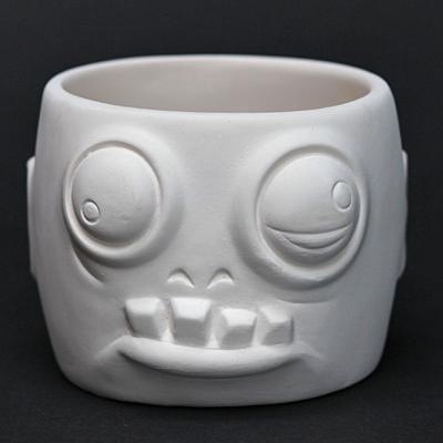 Zombie face bowl CX5080