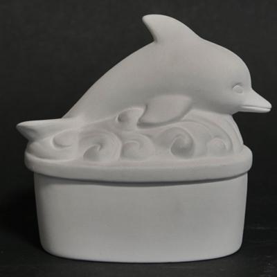 Dolphin Box  11.5 x 6 x 10cm CX5065