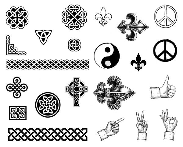 Symbols DSS0123