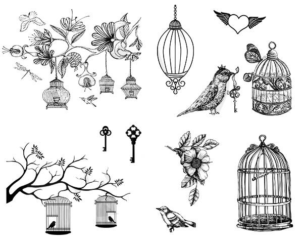 Birdcage DSS0141