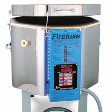 K86-800 Fireluxe Fireluxe 8 sided kiln