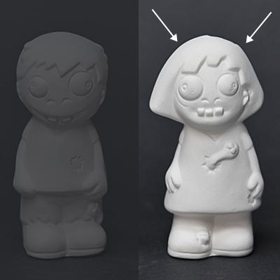 Zombie Girl PB165