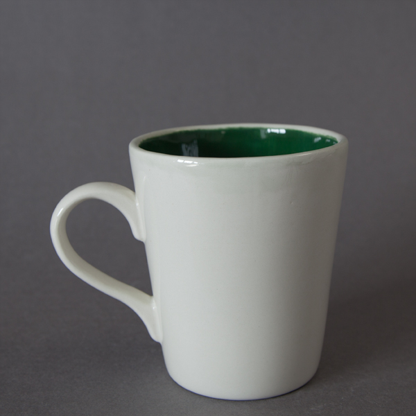 Larger conical mug 10.8cm HBT8094