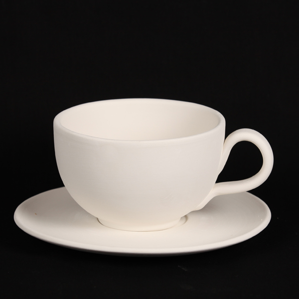Cappuccino Cup and Saucer 19cm x 9.5cm HBT8112