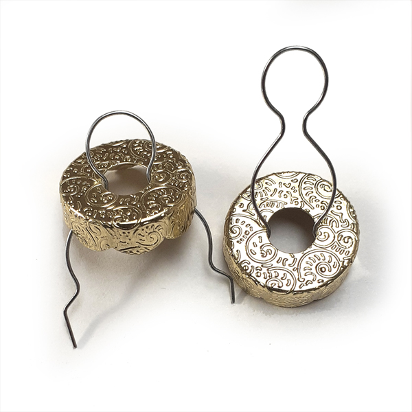 Bauble ornament caps HC133