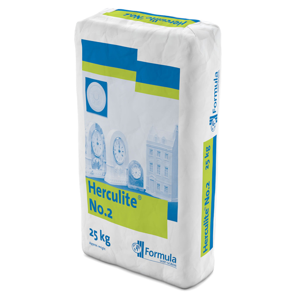 Sack of Strong Plaster (Herculite No.2) 25 kilo HC226