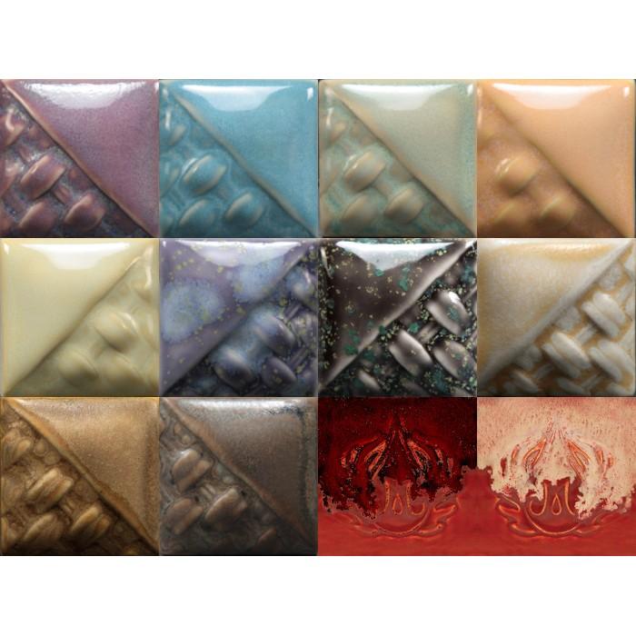 Mayco stoneware glazes