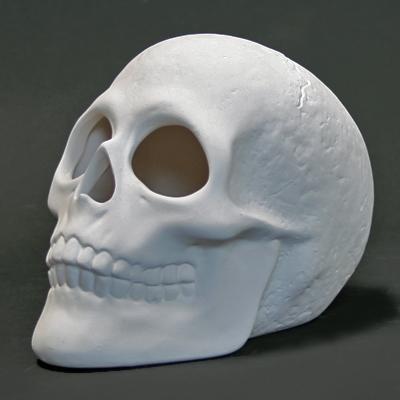 Skull 9.5cm tall MB0986