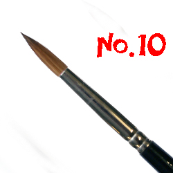 Pointed Round Sable No.10 MHC3211