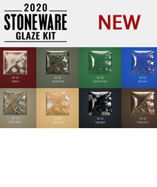 new stoneware glazes